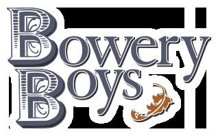 Bowery Boys Logo
