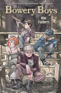 Bowery Boys Book